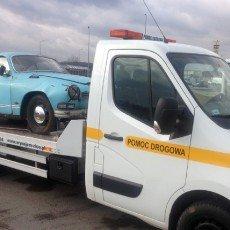Karmann ghia w drodze do renowacji