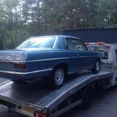 Mercedes w114 na auto lawecie