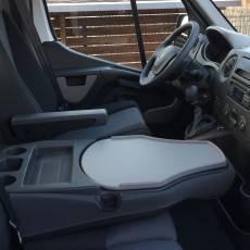 Autolaweta Renault Master 2,3 dCi 165 KM (Euro 5) - wnętrze kabiny