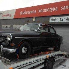 Volvo amazon na auto lawecie