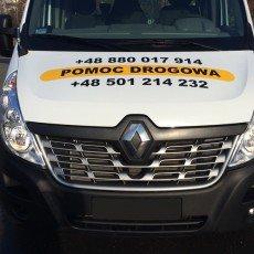 przód autolawety Renault Master 2,3 dCi 165 KM (Euro 5)