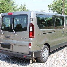 BUS 9 ososbowy (8 osób + kierowca) - Renault Trafic Passenger Long 1.9 dCi - 115 KM
