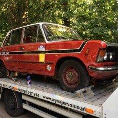 FSO 1500p na autolawecie Renault Master